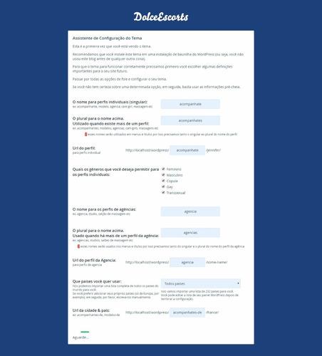 tema wordpress responsivo para acompanhantes top model agenc