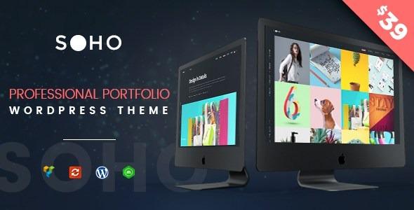 Tema Wordpress Soho Pro - $ 18.000 en Mercado Libre