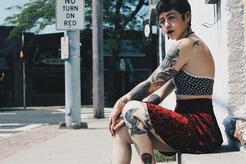 tema wordpress studio de tatuagem c/ agendador de horário