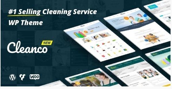 Temas Wordpress Premium | Cleanco Para Empresa De Servicios - Bs ...