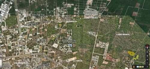 temozon norte cerquita avenida 4255m2