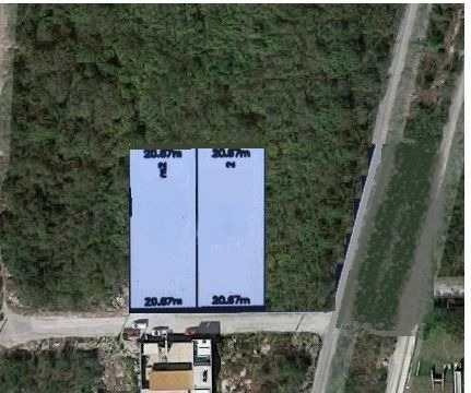 temozon terreno en venta  disponibles dos juntos ¡¡ $1,400m2 preciazo