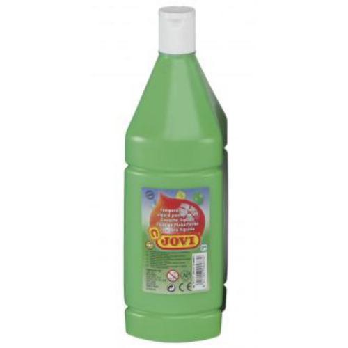 tempera líquida jovi 1.000cc - verde medio