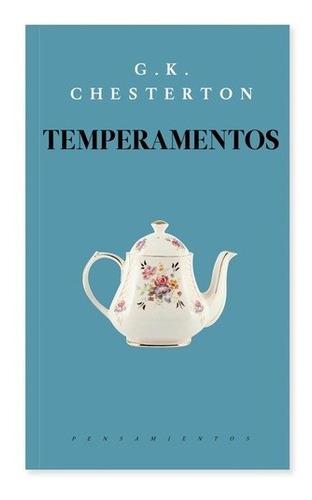 temperamentos - gilbert keith chesterton