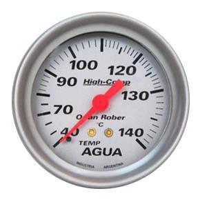 temperatura de agua - orlan rober - línea hi comp 67mm.