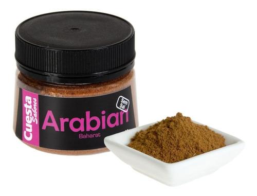 tempero arabe baharat arabian cuesta sabores