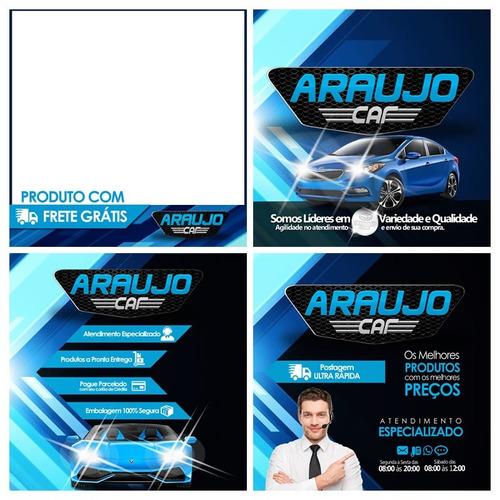 template anúncios personalizado profissional mercado livre