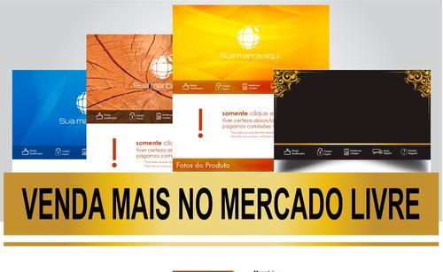 templates para anúncio mercado livre html/psd editável arq.