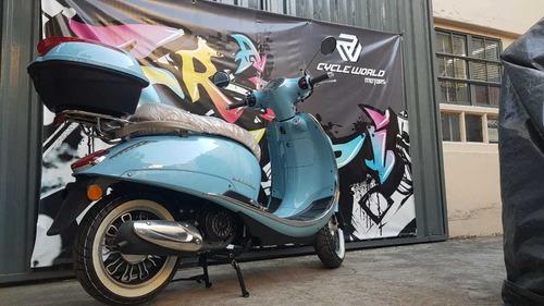 tempo 150 scooter beta