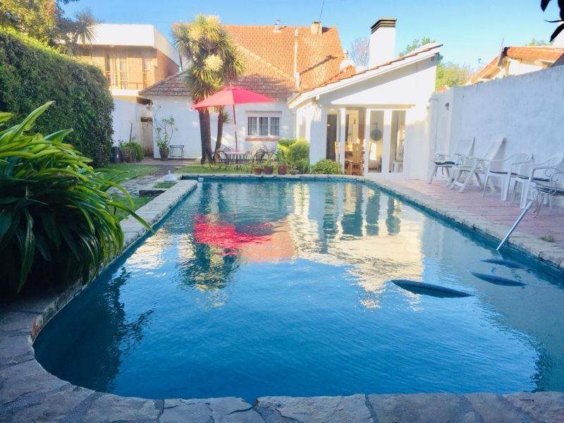 temporada | casa 4 amb. c/ piscina en pleno chauvin