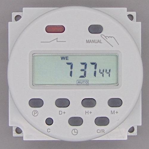 temporizador digital 220v 16a lcd display incubadora  ...