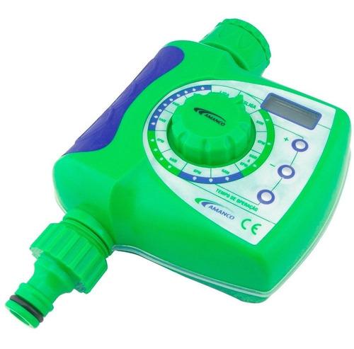temporizador digital p/irrigação de jardim amanco