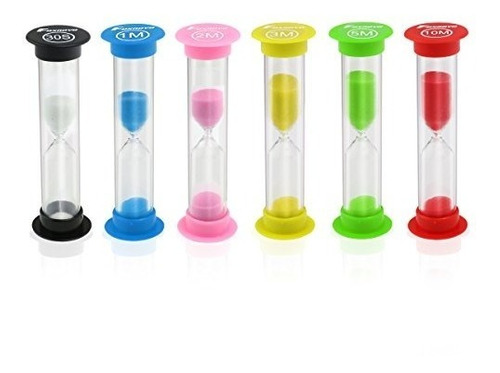 temporizador - foxnovo colorido reloj de arena reloj de