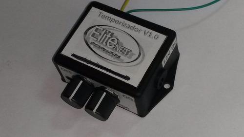temporizador p/ motor dc 5v a 12v eixo duplo ideal arduino