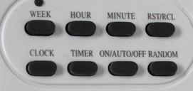 temporizador programador digital, timer, reloj 110v 24h