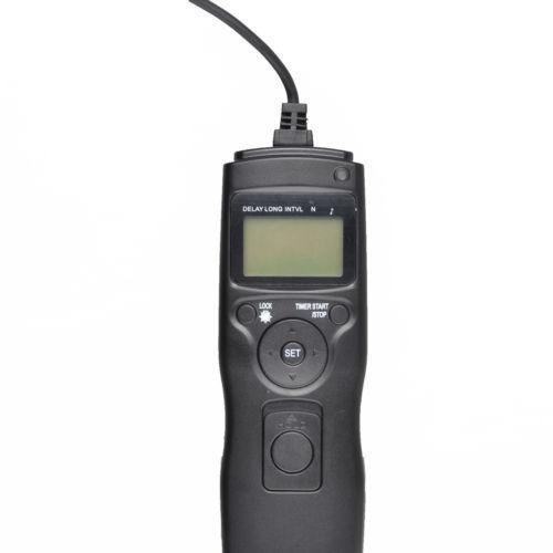 temporizador remoto disparador para sony a58 nex-3nl a7 a72