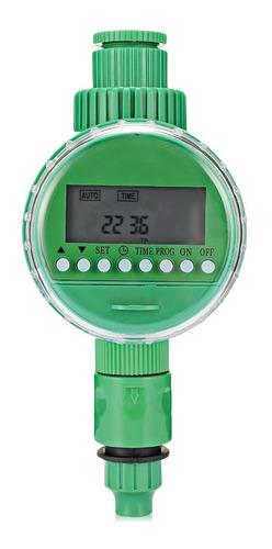 temporizador riego automático inteligente programable timer