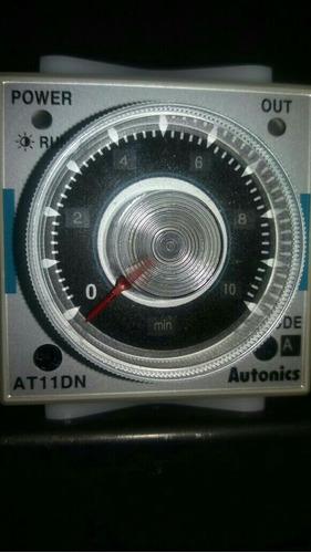 temporizador timer at11dn 100-240vac 24-240vdc autonics
