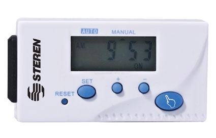 temporizador timer digital 6 eventos