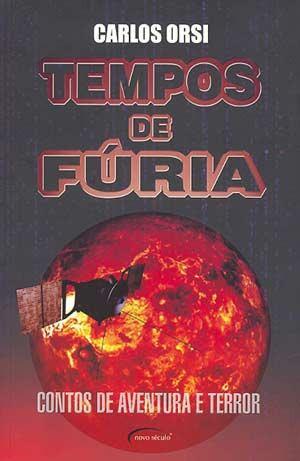 tempos de fúria - contos de aventura e terror cod229