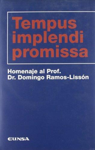 tempus implendi promissa, homenaje al prof. dr. envío gratis