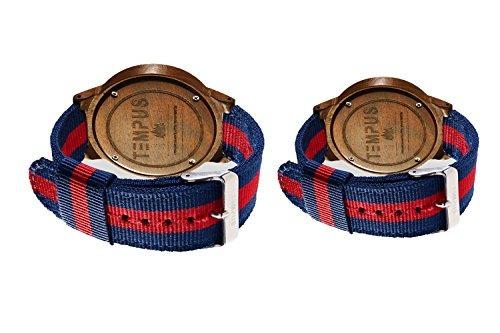 tempus - willoughby - su y hers relojes pareja reloj de mad
