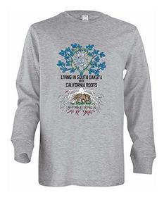 Tenacitee Babys Living in South Dakota Alabama Roots Shirt