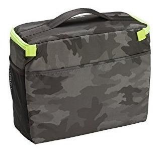 tenba byob 10 camera insert camouflagelime 636265