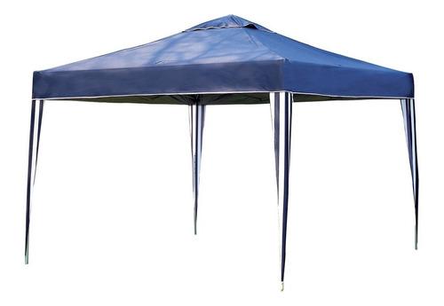 tenda gazebo 3x3 articulado em aço com tecido aluminizado