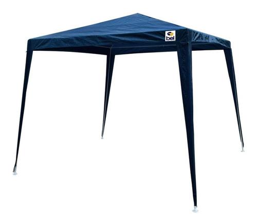 tenda gazebo 3x3 metros barraca praia camping azul belfix