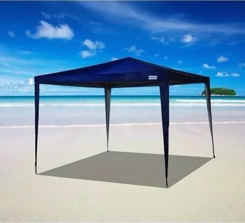 Tenda Gazebo 3x3m Oxford Praia Tenda Mor - Ideal - R  216,25 em ... bbe6dd14d6
