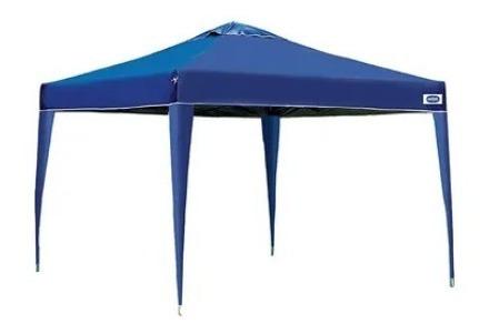 tenda gazebo articulada 3x3 oxford mor original c/nf