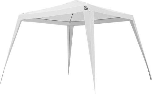 tenda gazebo bel fix 3 x 3 x 2,4m cobertura em polietileno