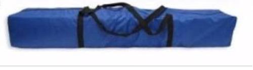 tenda gazebo sanfonada 3x3 m azul wws