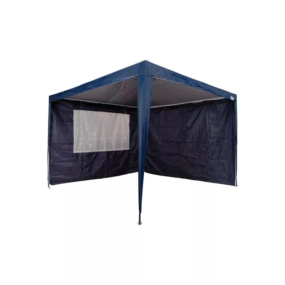 tenda gazebo x flex x-flex 3x3 + 4 paredes laterais mor. Carregando zoom. 843903c5ff