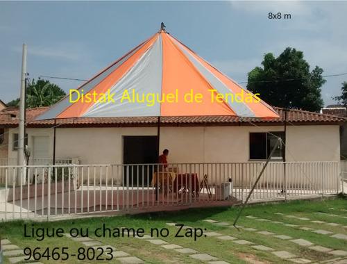 tenda / lona tipo circo -aluguel para festas e eventos