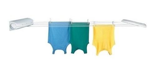 tendedero retráctil para tender ropa leifheit 5 sogas 4.2m