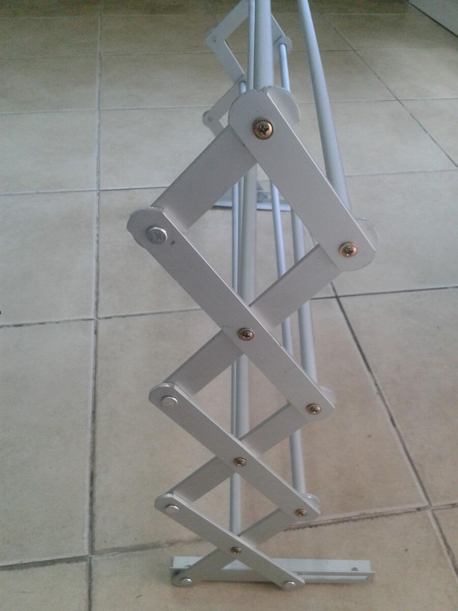 Tendedero Ropa Tender Ropa Balcon Interior Exterior Aluminio - $ 850 ...