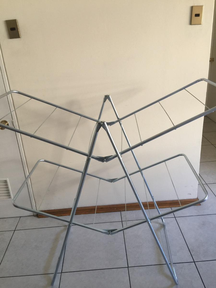 Tendedero secador de ropa doble metalico nacional 17 - Secador de ropa ...