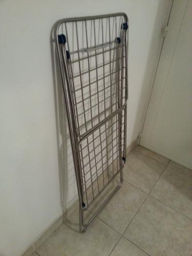 tendederos de ropa en aluminio