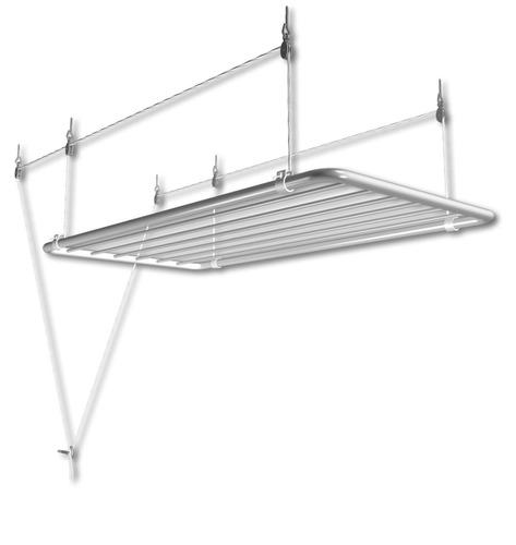 tender de techo tendedero reforzado grande 125x60cm colgante