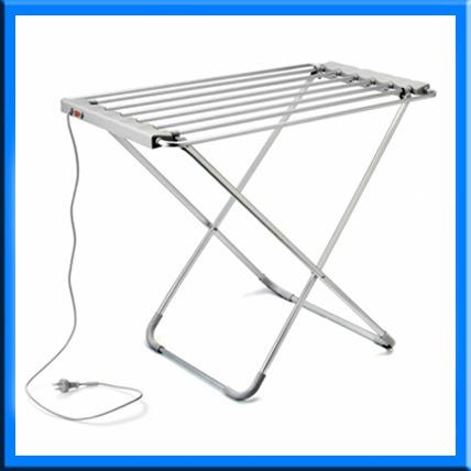 tender electrico clever o tackline. secador de ropa. 70w