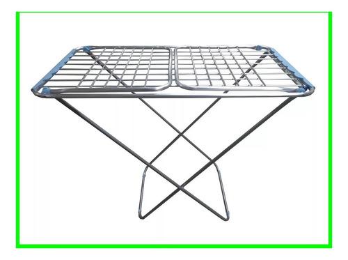 tender tendedero pie aluminio reforzado p/18 mts ramos mejia