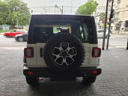 tené tu auto en dos días en la calle - wrangler rubicon 2020