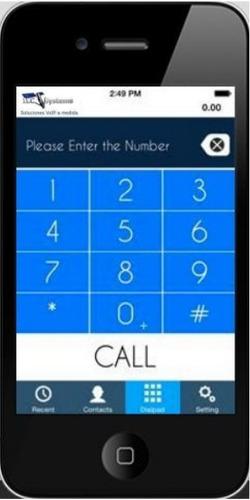 tene un número fijo en tu celular + saldo saliente
