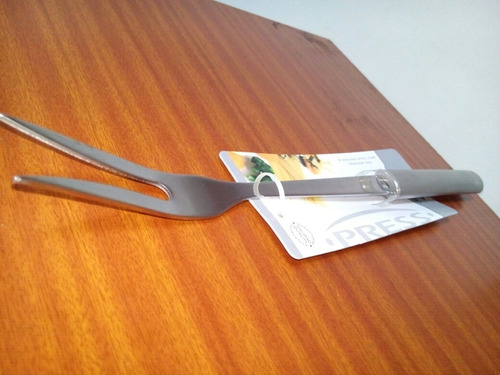 tenedor acero inoxidable press