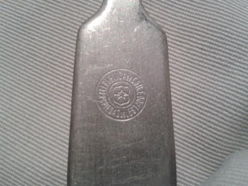 tenedor y cuchara republica de chile
