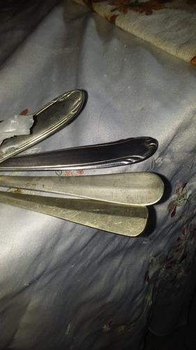 tenedores alapaca lote
