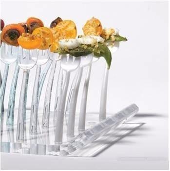 tenedores para pasabocas, ideal para sus eventos o fiestas