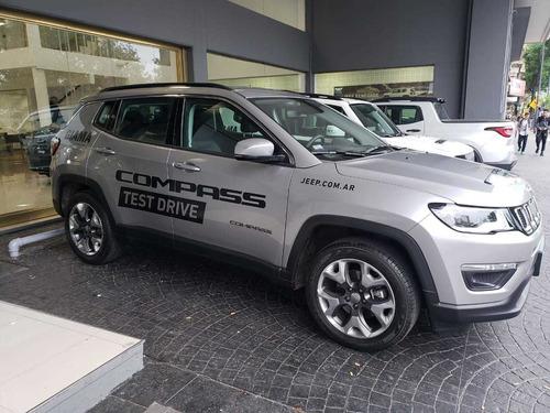 tenemos test drive - jeep compass - 2.4 sport